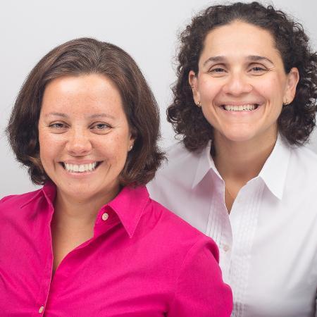 Taciana e Fernanda rodaram o mundo em busca de histórias de empreendedoras de sucesso - Divulgação