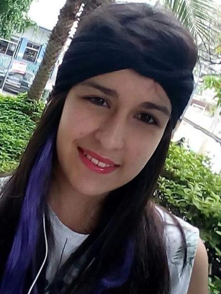 Karolyne Godói, 20 - Arquivo pessoal
