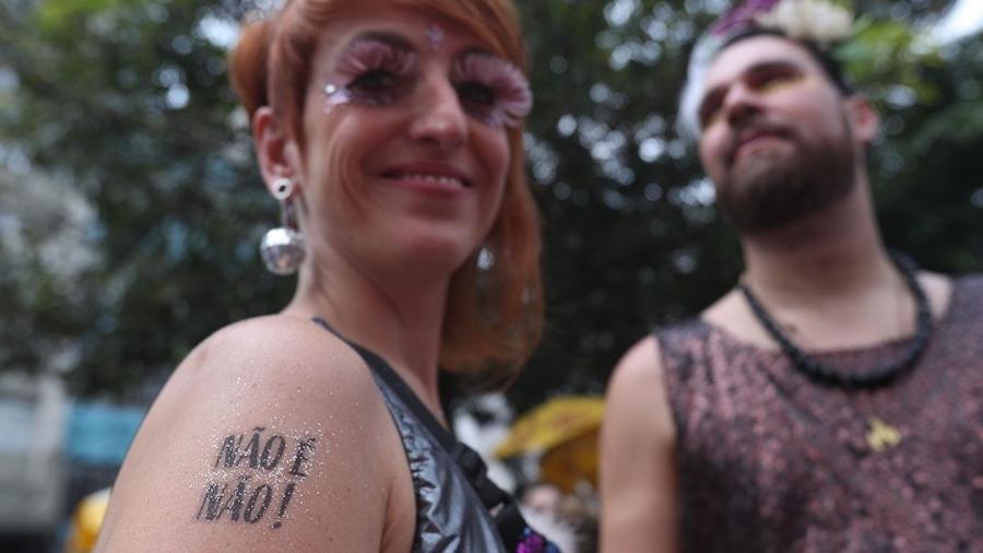 Principal dica é respeitar as mulheres: se ela disser não, é não; assédio é crime - Gabriela Biló/Estadão Conteúdo