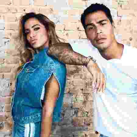 Anitta e Micael Borges - Reprodução/Instagram/micael - Reprodução/Instagram/micael