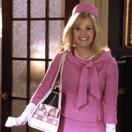 """Reese Witherspoon em """"Legalmente Loira"""" - Reprodução"""