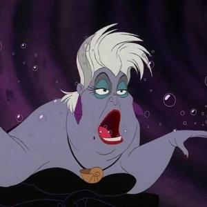 Ursula, A Pequena Sereia