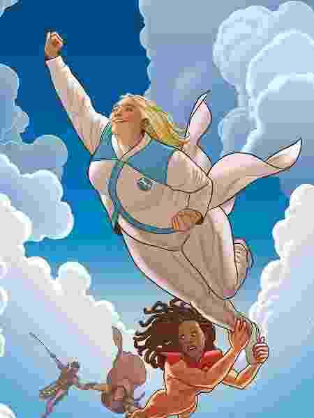 Faith Herbert, a Zephyr - Reprodução