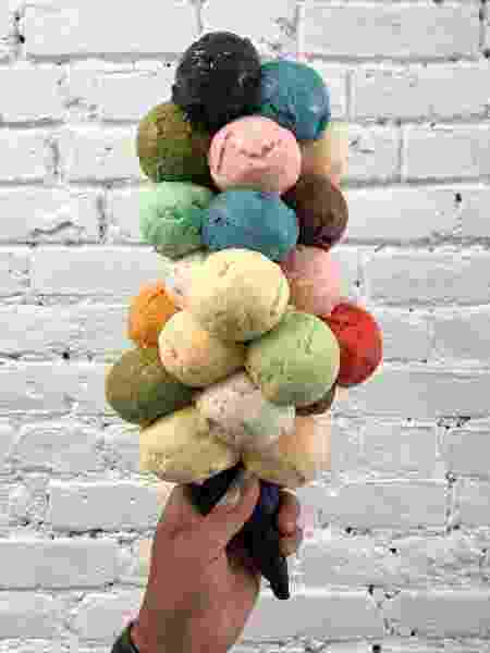 Reprodução/Instagram/Stuffed Ice Cream