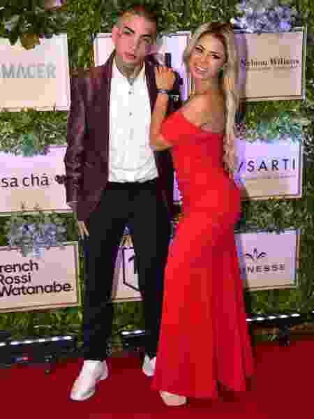 Recém-casados, MC Guimê e Lexa também comparecem ao evento promovido pelo Instituto Neymar Jr. - Thyago Duran/AgNews