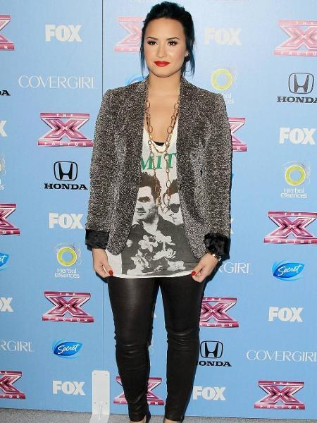 Demi Lovato  - Getty Images