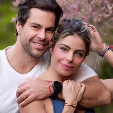 daniela Cicarelli e o marido, Guilherme Menge - Reprodução/Instagram