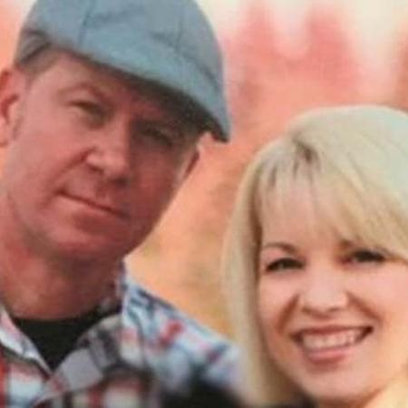 Keith e Danielle King se casaram em 2010 e têm uma filha de 5 anos - Twitter/Joanne Foil
