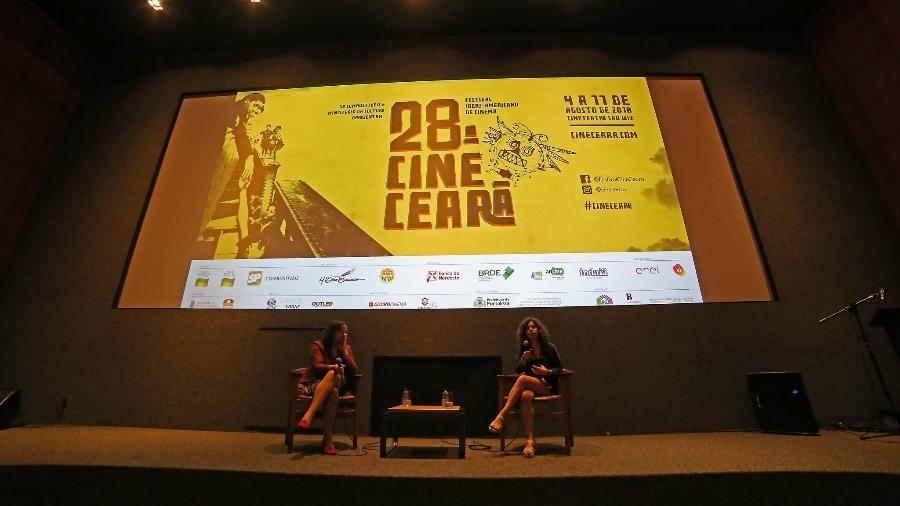 28ª edição do Cine Ceará - Reprodução/Facebook/FestivalCineCeara