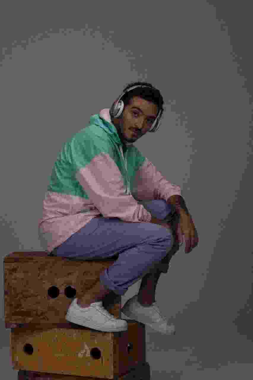 Nascido em Vilar dos Teles, na Baixada Fluminense, Felipe Mar tem 31 anos e é DJ há nove - Beto Gatti/Divulgação