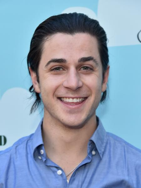 O ator David Henrie - Alberto E. Rodriguez/Getty Images for Favored.by