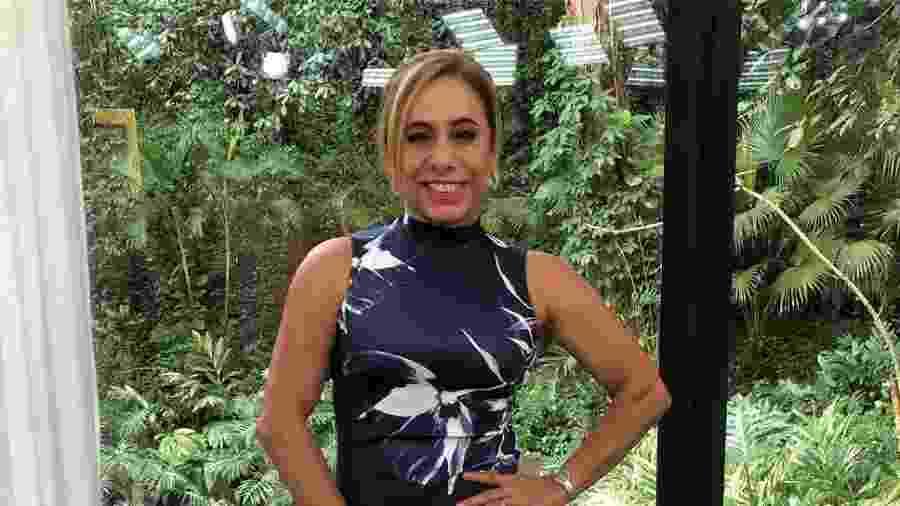 """""""Eu sou atriz. Essa é a minha profissão, mas confesso que me descobri como apresentadora"""", diz Cissa Guimarães  - Reprodução/Instagram/@cissaguimaraes"""