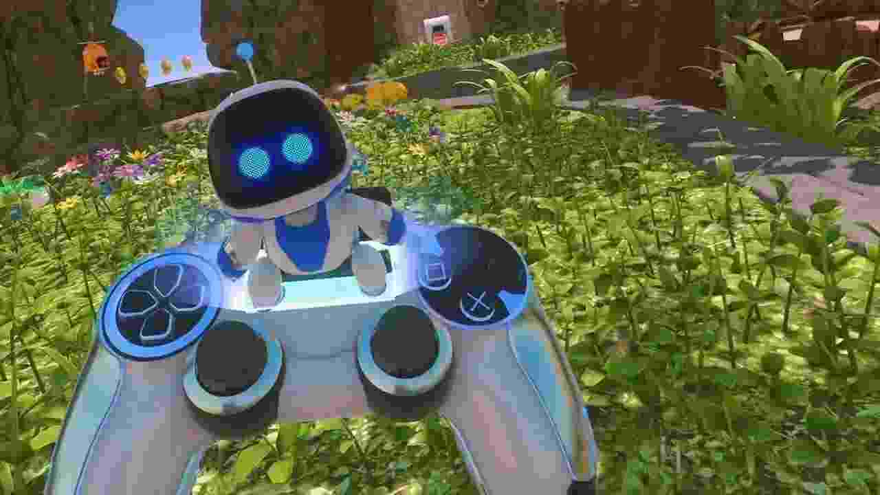 Astro Bot Rescue Mission - Reprodução