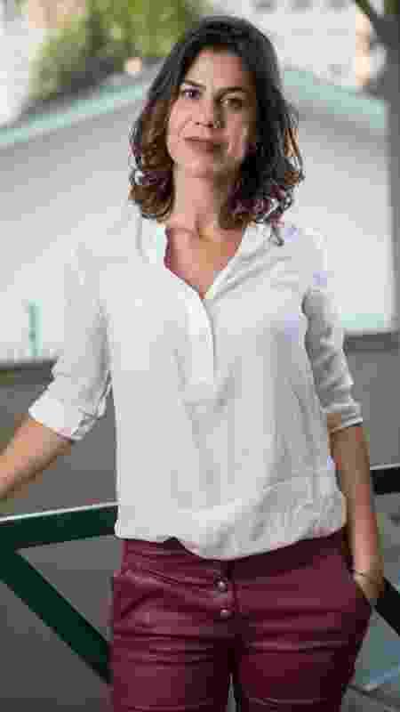 Viviane é uma das fundadoras do Kickante, uma das maiores plataformas de financiamento coletivo no País; agora, dedica-se para ajudar quem precisa de maconha medicinal - Alan Teixeira/Divulgação