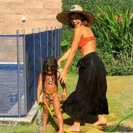 Vanessa Giácomo e Maria - Reprodução/Instagram
