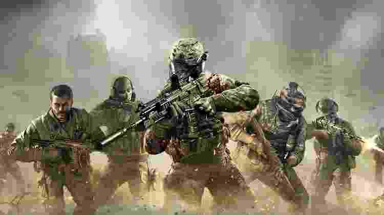 Call of Duty Mobile - Divulgação - Divulgação