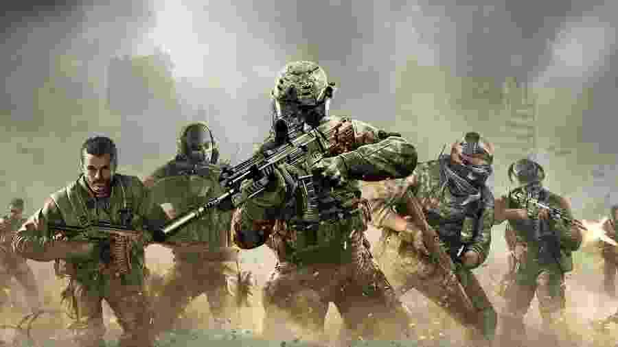 Call of Duty Mobile - Divulgação