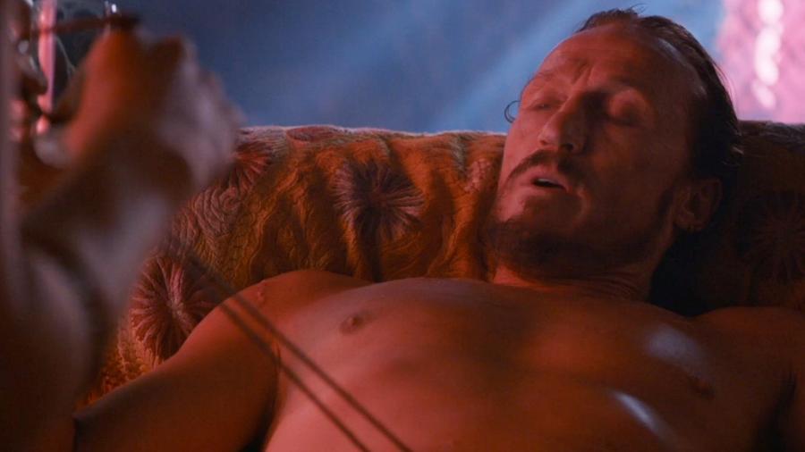 """O cavaleiro Bronn tenta se dar bem em """"Game of Thrones"""" - Divulgação"""