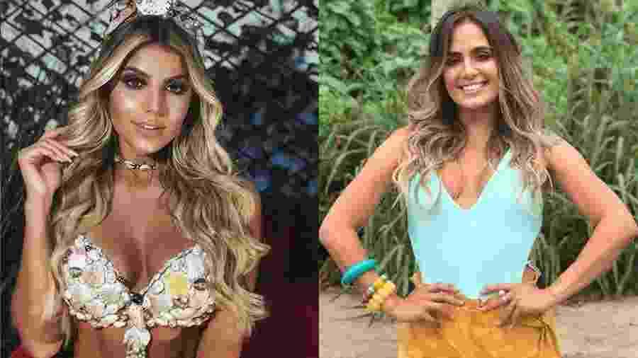 Hariany e Carol Peixinho faturam alto como influenciadoras digitais - Reprodução/Instagram