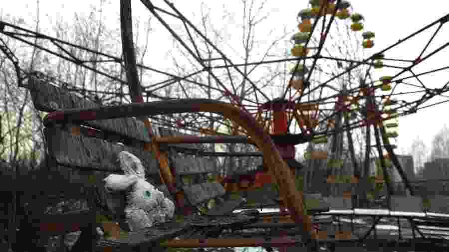 A Zona de Exclusão de Chernobyl - Arício Filho/Arquivo Pessoal