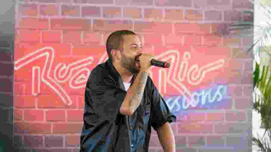O rapper Projota é a nova atração do Rock in Rio - Divulgação