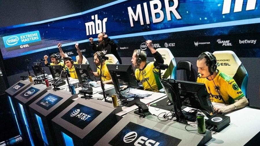 """MiBR chega como """"underdog"""" na StarLadder de Berlim - Reprodução"""