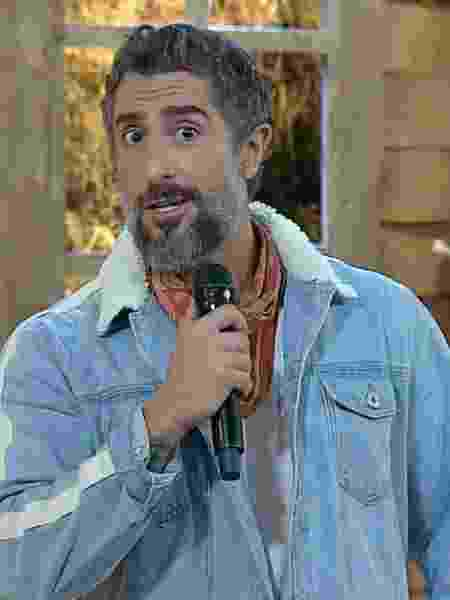 Marcos Mion apresenta A Fazenda 2019 na Record   - Reprodução/RecordTV