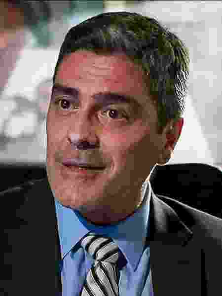 Junno Andrade - Reprodução/TV Globo