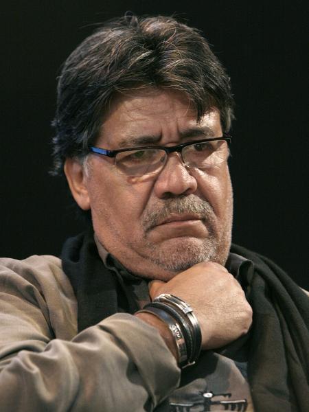 Luis Sepulveda - ETIENNE DE MALGLAIVE / AFP