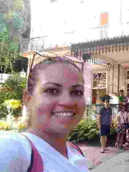 Aline de Jesus Viana, do Rio de Janeiro - Arquivo pessoal - Arquivo pessoal