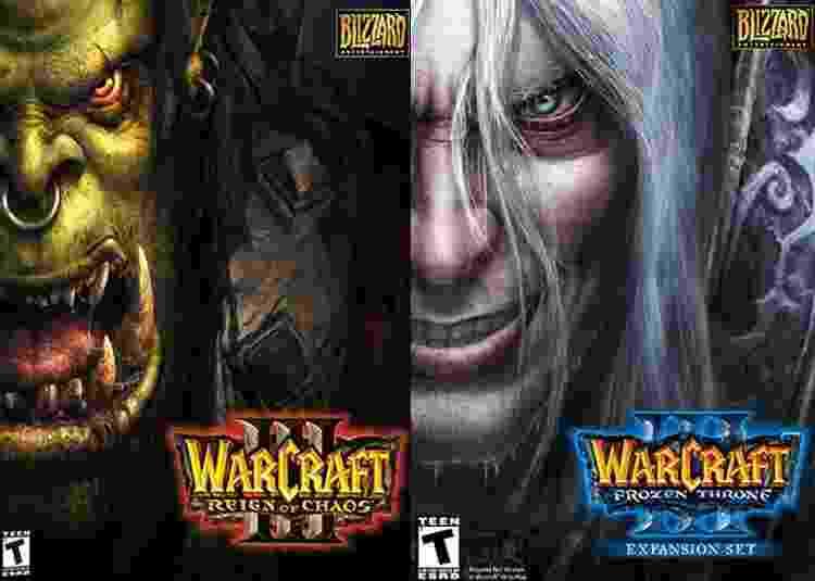 Warcraft III - Divulgação - Divulgação
