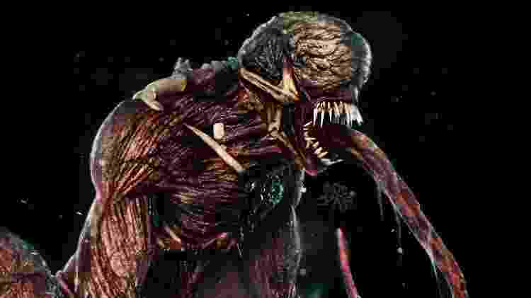 Arte Odd Jorge Licker Resident Evil - Arte/Odd Jorge - Arte/Odd Jorge