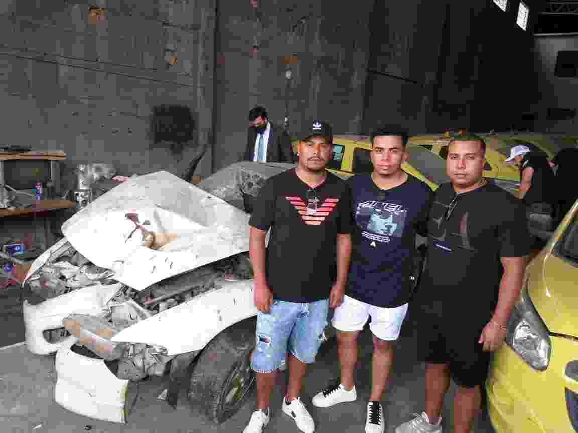 Dener Matheus Galbino Mitubishi Eclipse GS acidente fatal principal - Lucas Cardoso/UOL