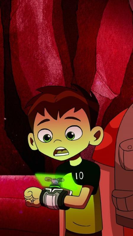 ben 10 - divulgação/Cartoon Network - divulgação/Cartoon Network