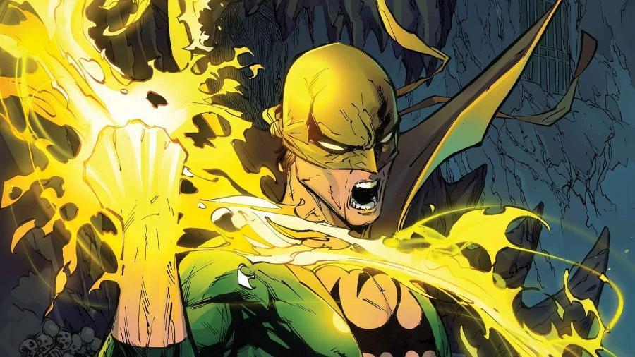 """Nova série limitada de """"Punho de Ferro"""" foi anunciada pela Marvel - Divulgação"""