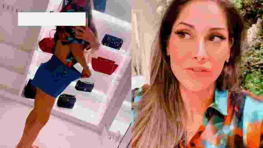 """Mayra Cardi brinca dando como dica de emagrecimento levar """"chifre"""" - Reprodução/Instagram @mayracardi"""