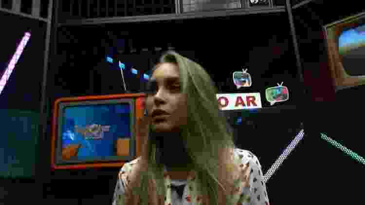 BBB 21: Carla Diaz prevê que hoje será seu primeiro paredão - Reprodução/Globoplay - Reprodução/Globoplay