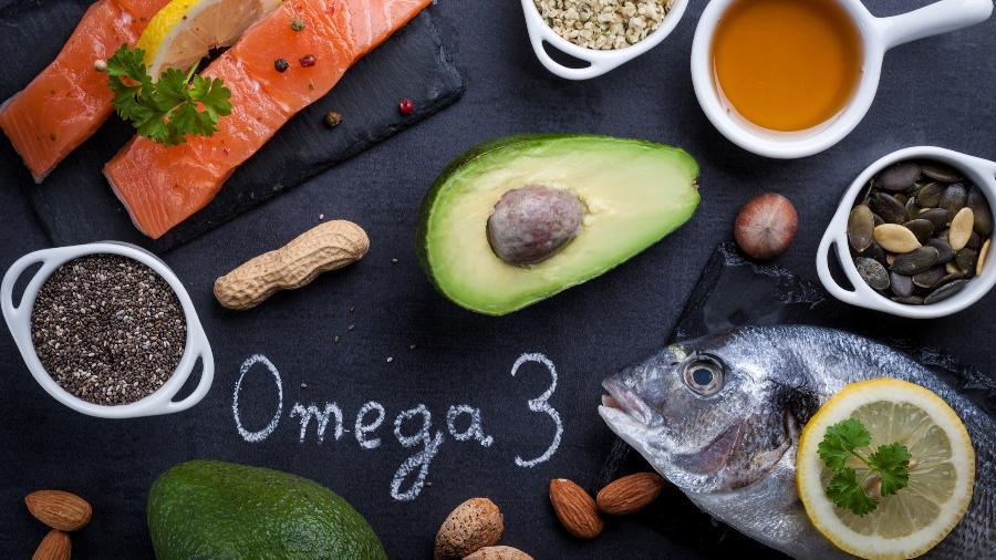 Gorduras ômega são importantes por ter efeito anti-inflamatório no organismo - iStock
