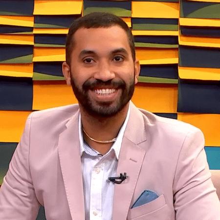 """Gil do Vigor em participação no """"Papo de Segunda"""" - Vídeo/Reprodução"""