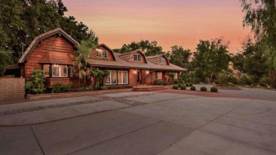 Kanye West está com nova casa após separação com Kim Kardashian - Reprodução/Zillow Real Estate