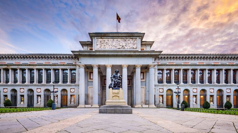 Museu do Prado - Getty Images