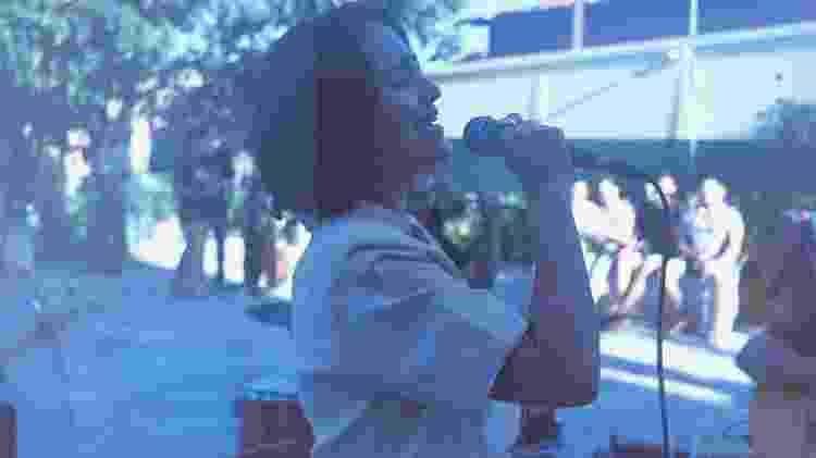 Foto tirada com câmera analógica registra primeiro show de Vannick  - Isabel Azevedo / @azvdobel / Divulgação - Isabel Azevedo / @azvdobel / Divulgação