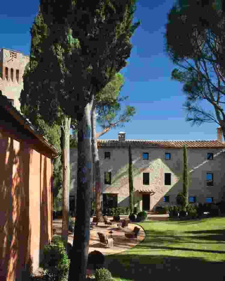 Hotel Reschio fica em um castelo de mais de mil anos (13) - Divulgação - Divulgação