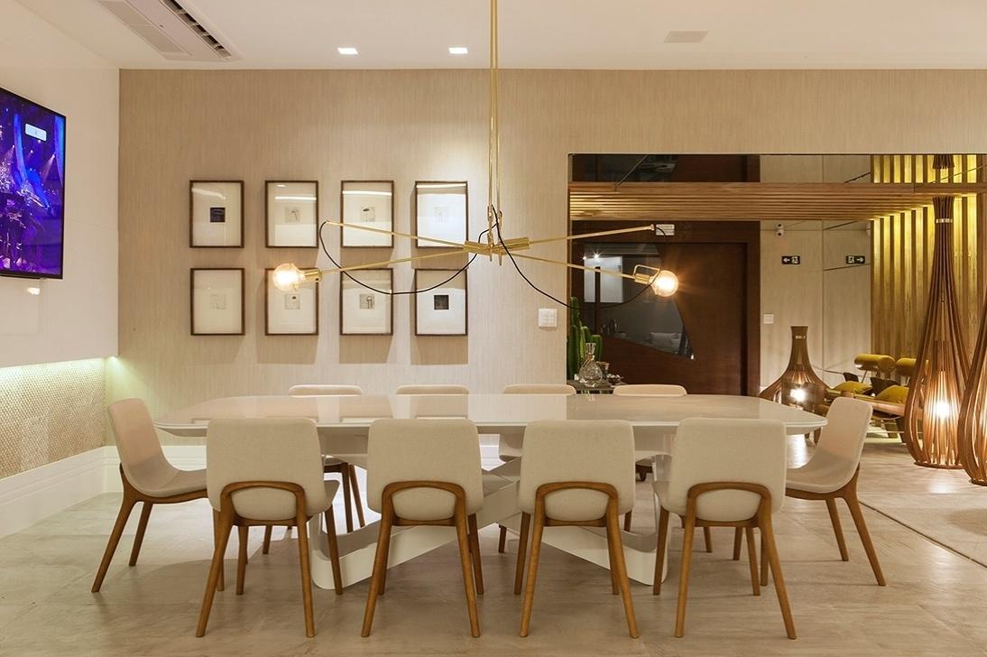 Salas De Jantar Ideias Para Decorar O Ambiente Bol Fotos Bol Fotos -> Cor De Parede Para Sala Clara