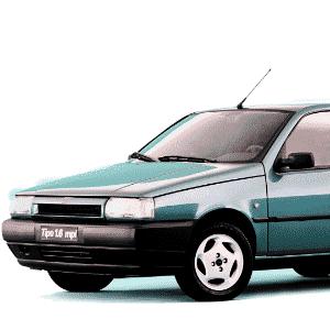 Fiat Tipo - Divulgação/Fiat