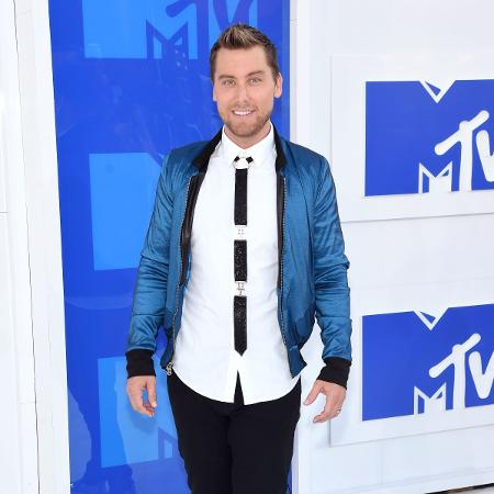 Lance Bass - Getty Images