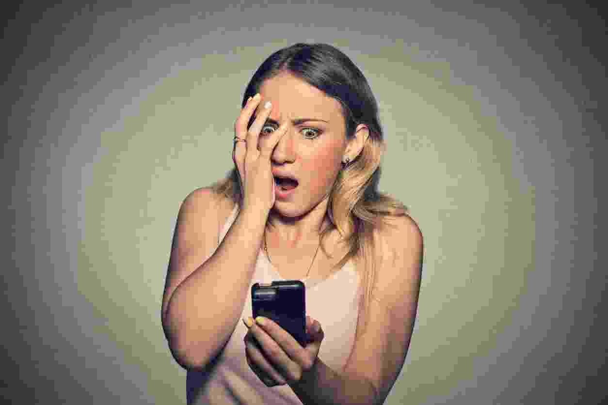É cada absurdo que as mulheres veem em aplicativos de paquera que você nem imagina... - Getty Images