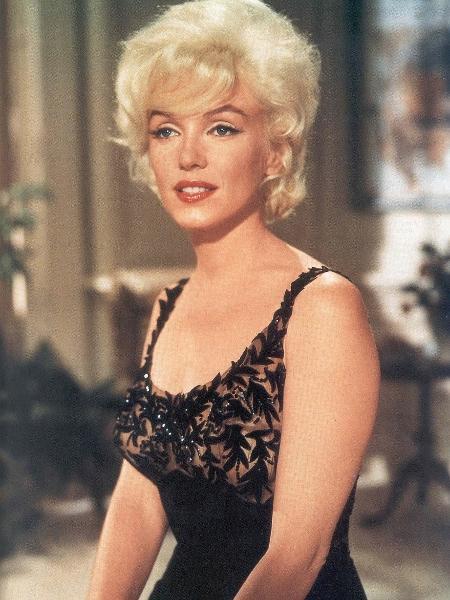 """Marilyn Monroe nos bastidores do filme """"Something""""s Got to Give"""" - Divulgação"""