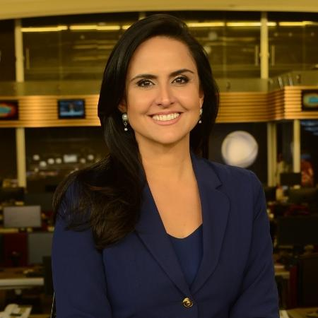 Carla Cecato, apresentadora da Record - Antonio Chahestian/Divulgação/Record TV