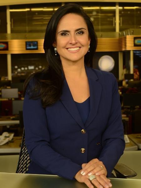 """Carla Cecato, apresentadora da Record, também passou por """"Malhação"""" - Antonio Chahestian/Divulgação/Record TV"""